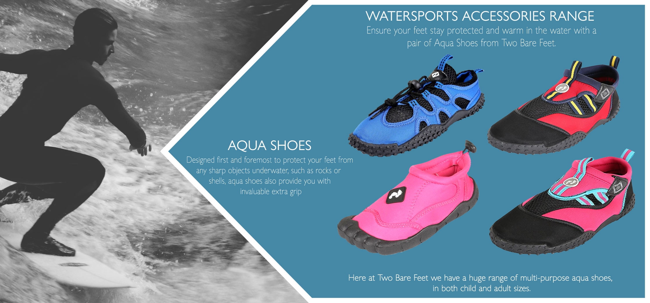 Aqua shoes styles