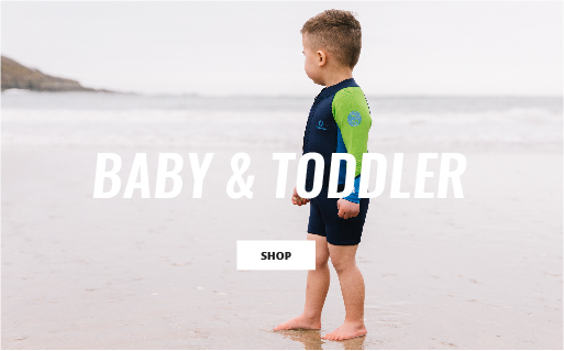 Baby and Toddler Wetsuits