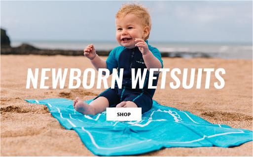 Newborn Baby Wetsuits