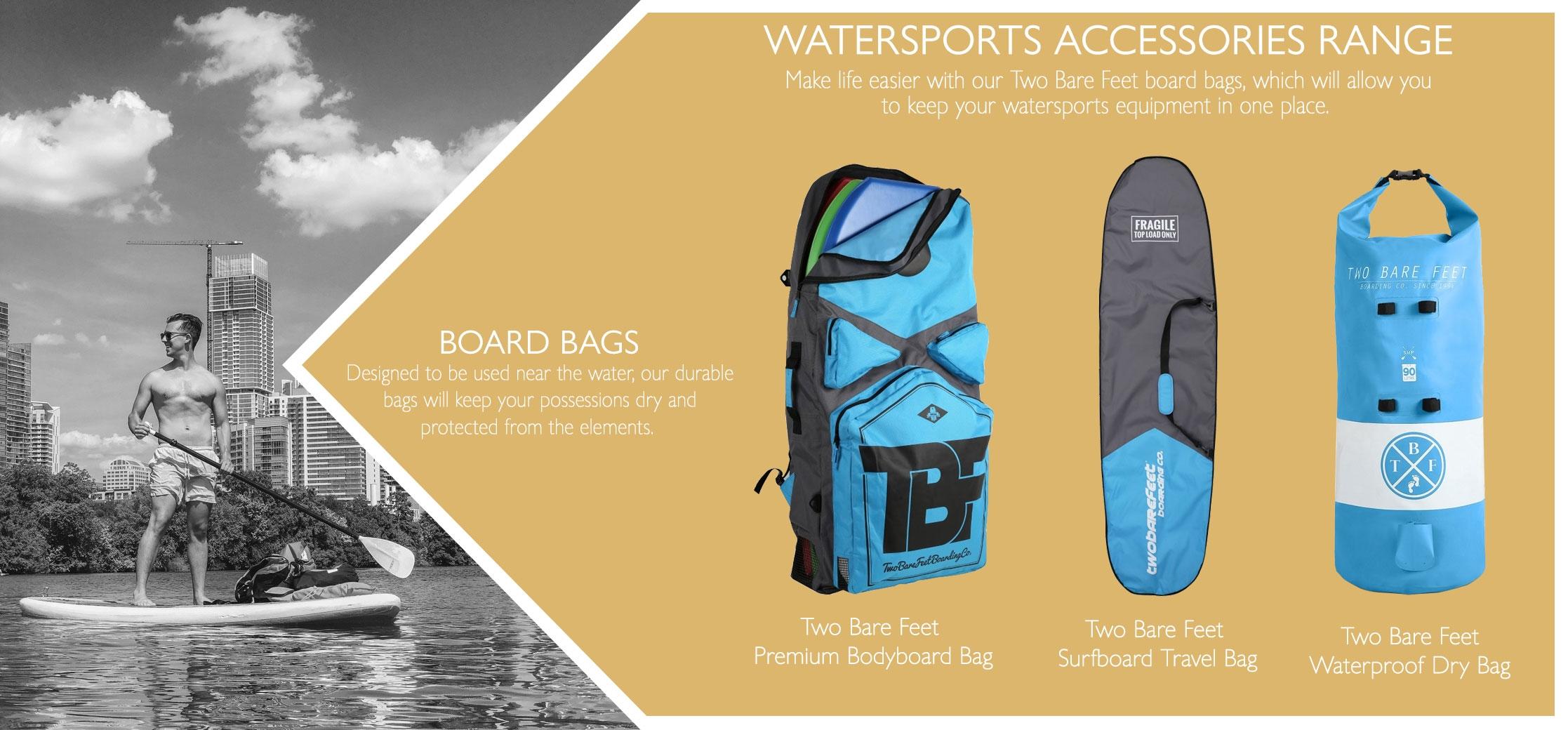 Board bags information