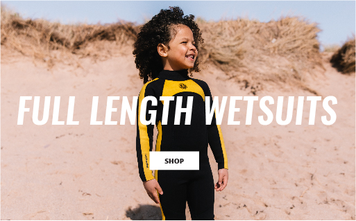 Kids Full Length Wetsuits