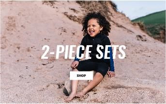 Kids 2 Piece Wetsuit Sets