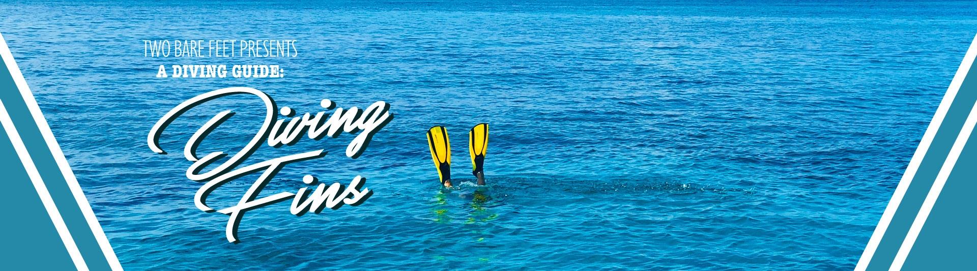 Diving Fins banner