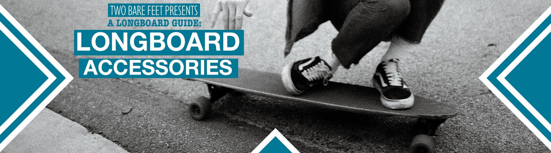 Longboard accessories banner