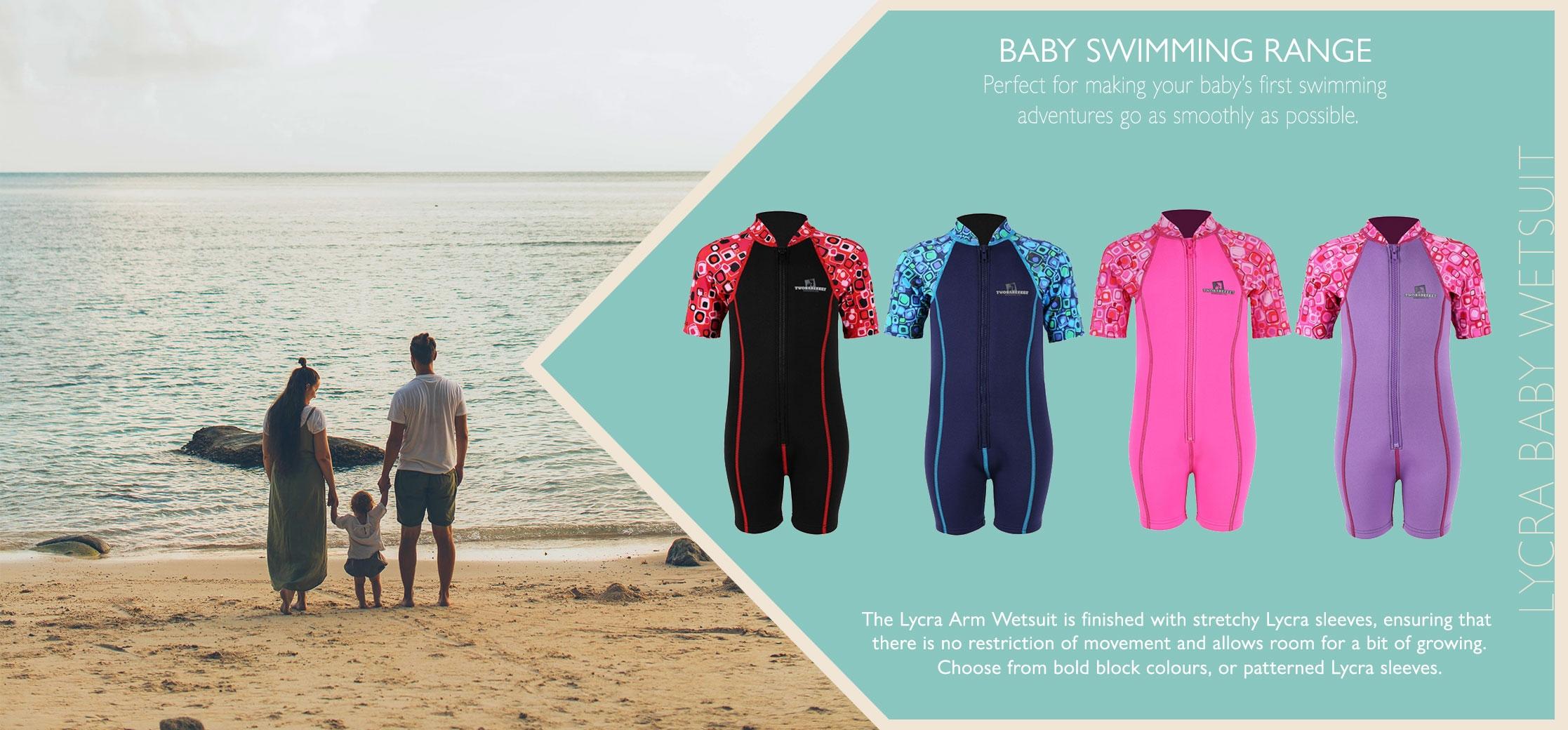 Lycra arm wetsuit info