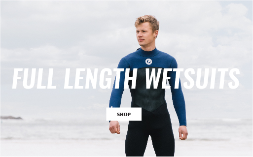 Mens Full Length Wetsuits