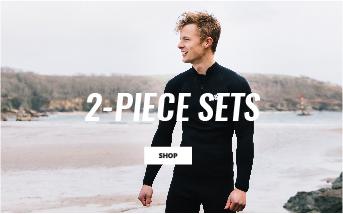 Mens 2 Piece Wetsuit Sets