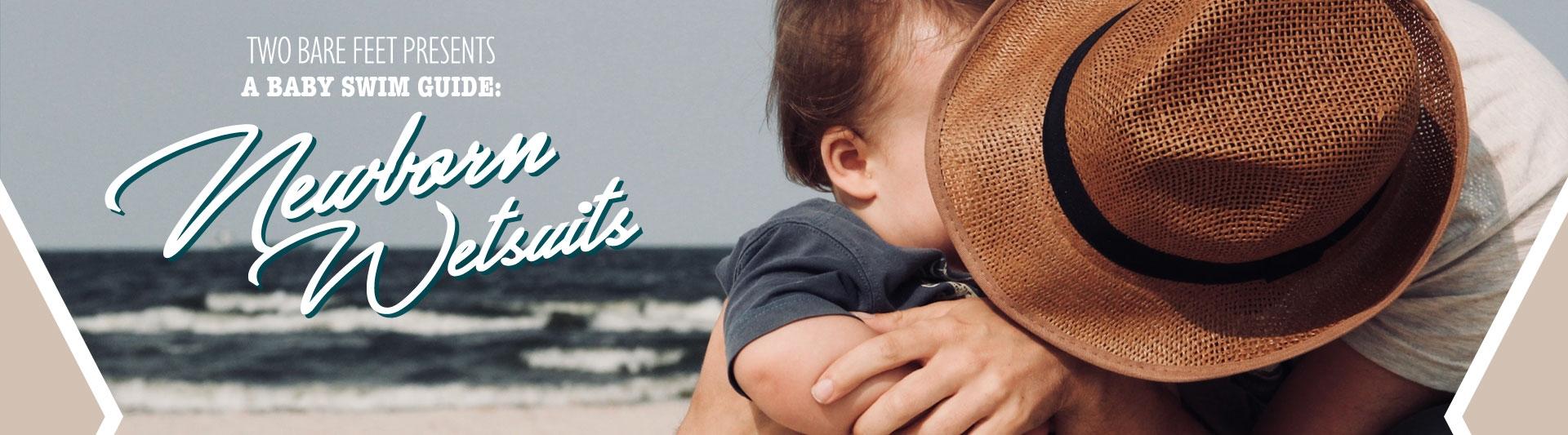 newborn baby wetsuit banner
