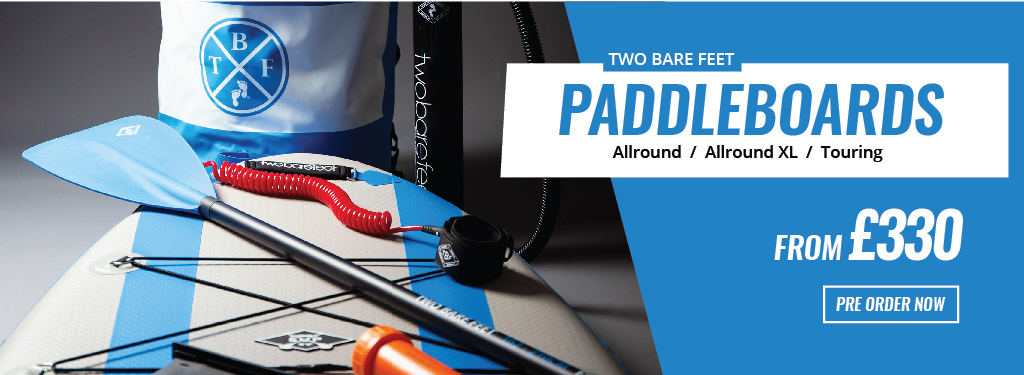 Inflatable paddleboards from only £300