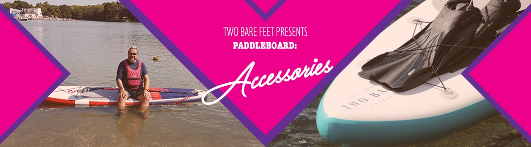 SUP acessories banner