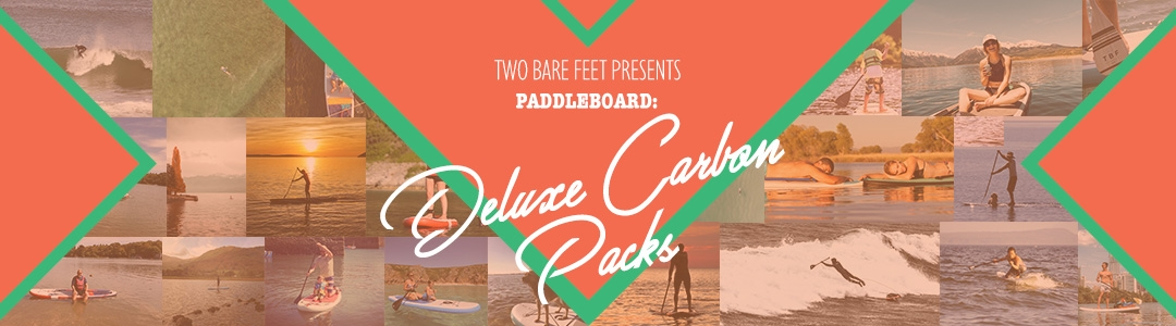 SUP deluxe carbon pack banner