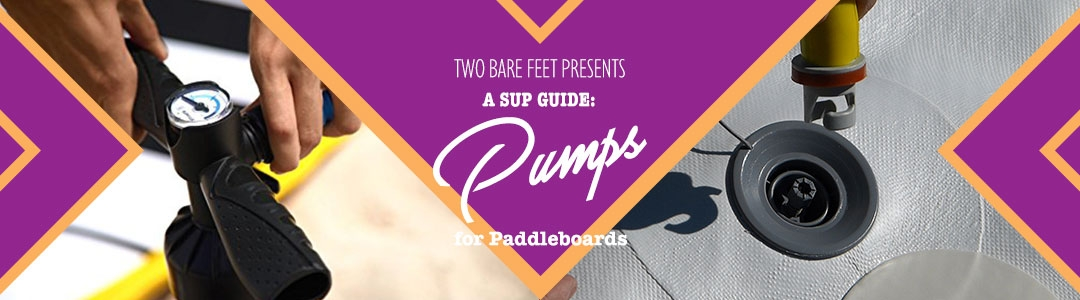 SUP pumps banner