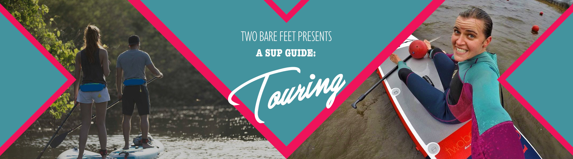 SUP Touring Banner