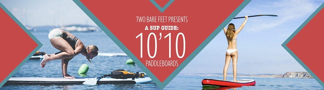 "10'10"" SUP banner"