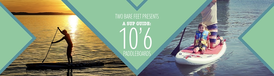 "10'6"" SUP banner"