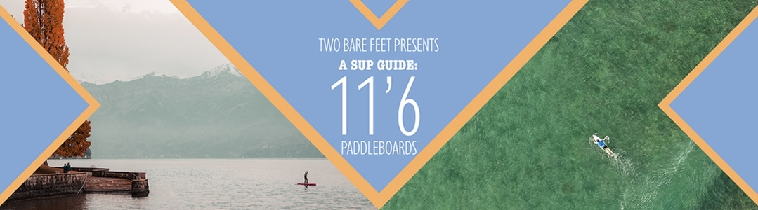 "11'6"" SUP banner"