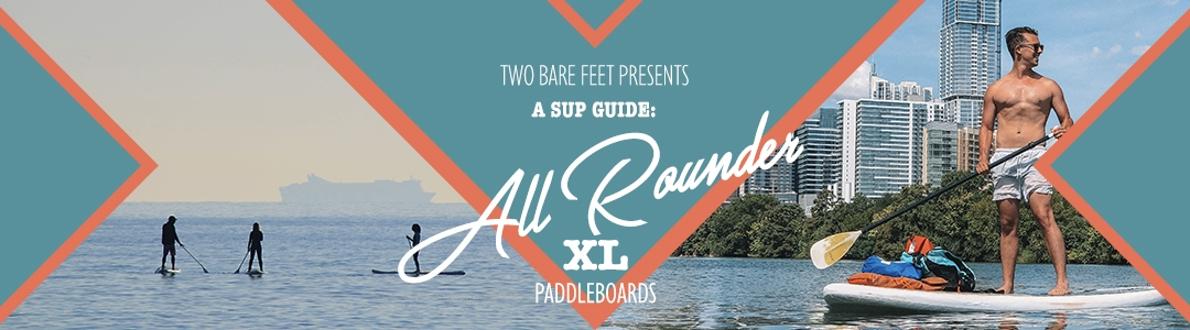 All Round XL SUP banner image