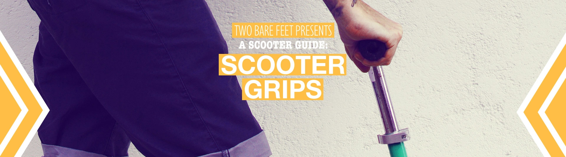 Scooter Grips banner