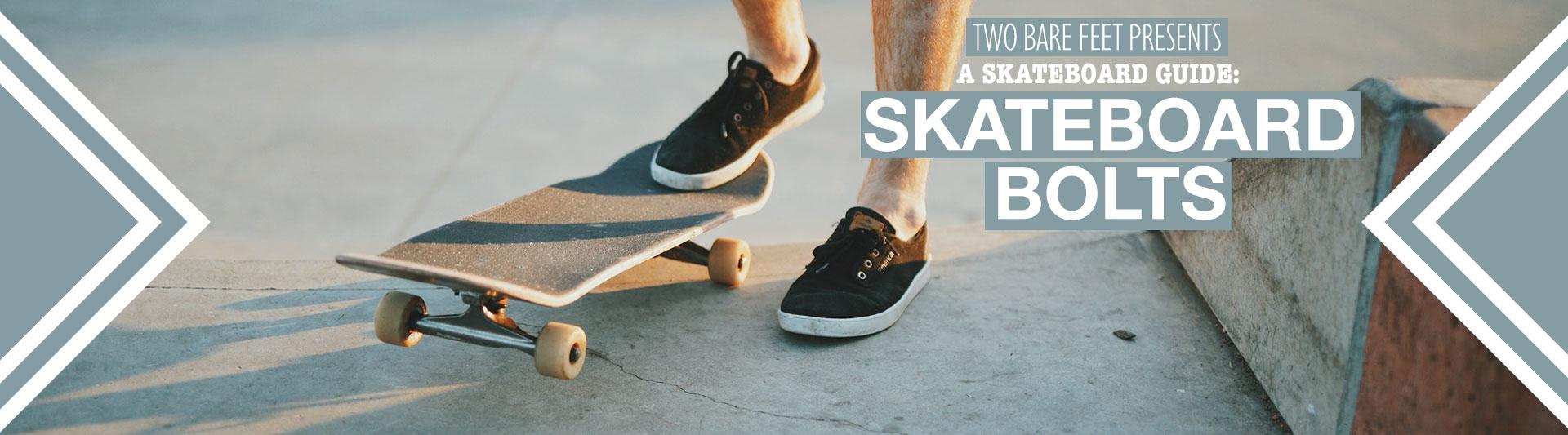 Skateboard bolts banner