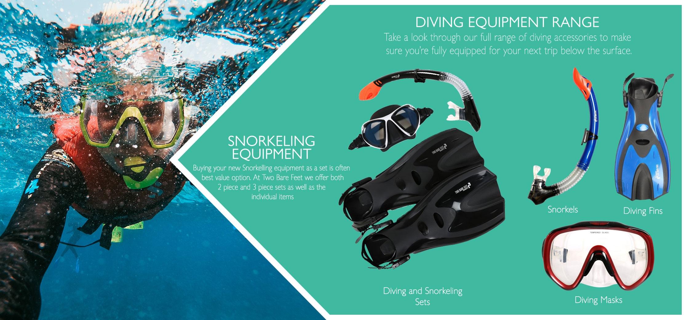 pvc silicone snorkelling equipment