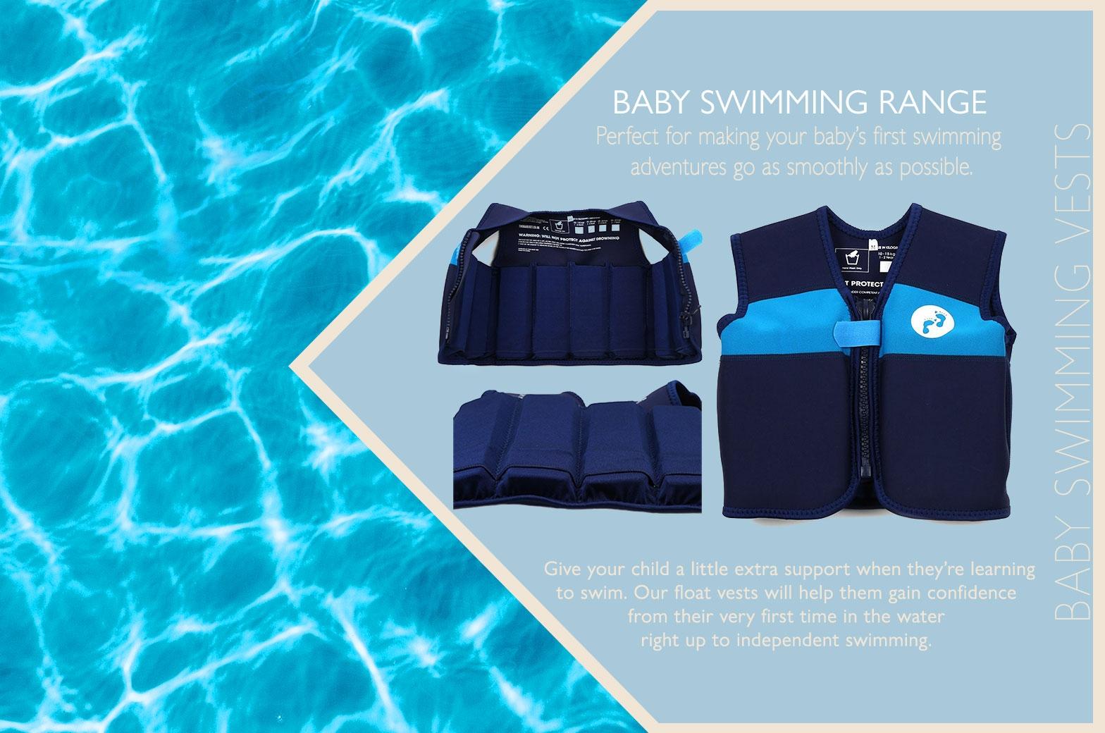 Baby Swim Vest info