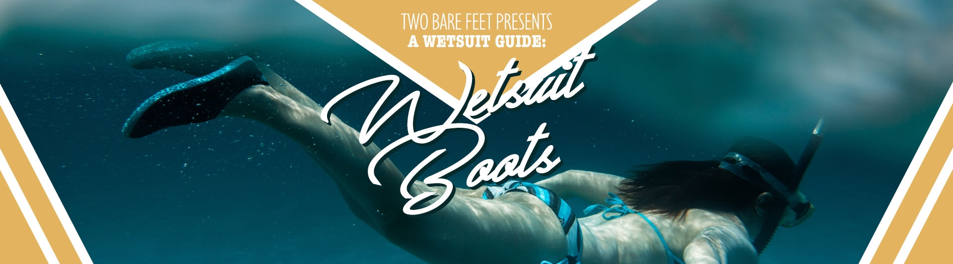 wetsuit boots banner