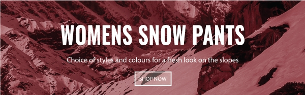 Womens Snow Pants