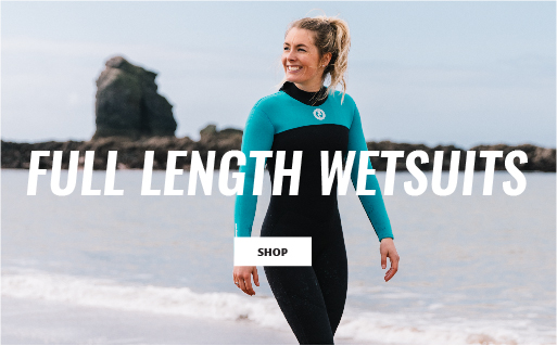 Womens Full Length Wetsuits