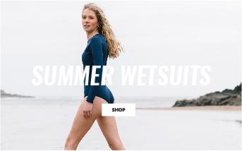Womens Summer Wetsuits