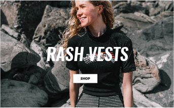 Womens Rash Vests