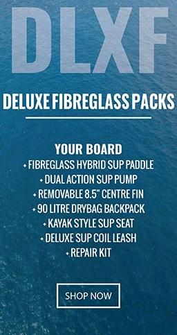 Deluxe Fibreglass Hybrid Accessory Packs