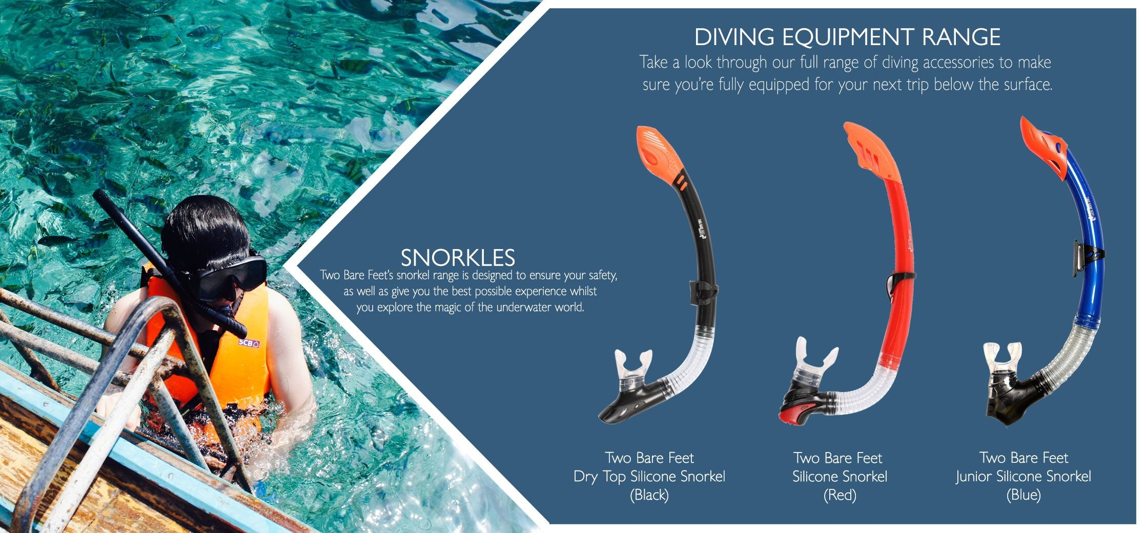 dry top snorkel