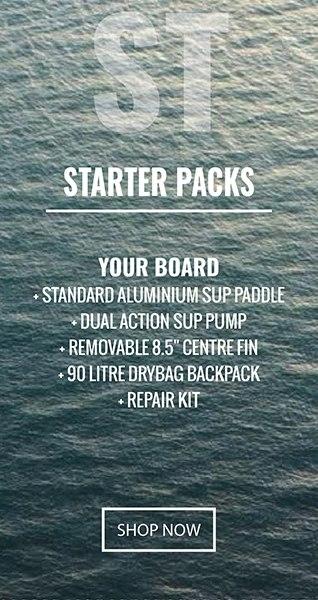 Paddleboard Starter Accessory Packs
