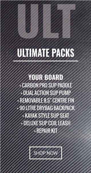 Paddleboard Ultimate Accessory Packs